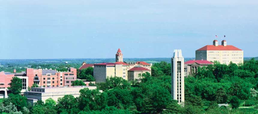 Image of the KU campus